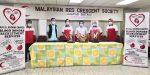 30-12-2020 【2020年红新月会捐血颁奖礼】 晋汉连省华总青年团荣获3奖项,2020年度总数为2719品脱。